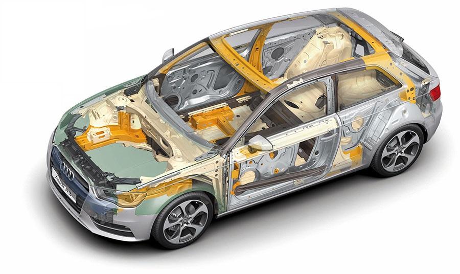 Установка шумоизоляции на автомобиль