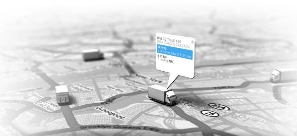 Установка GPS маяка